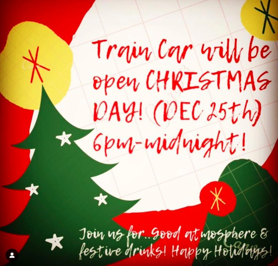 Christmas TCCB Hours